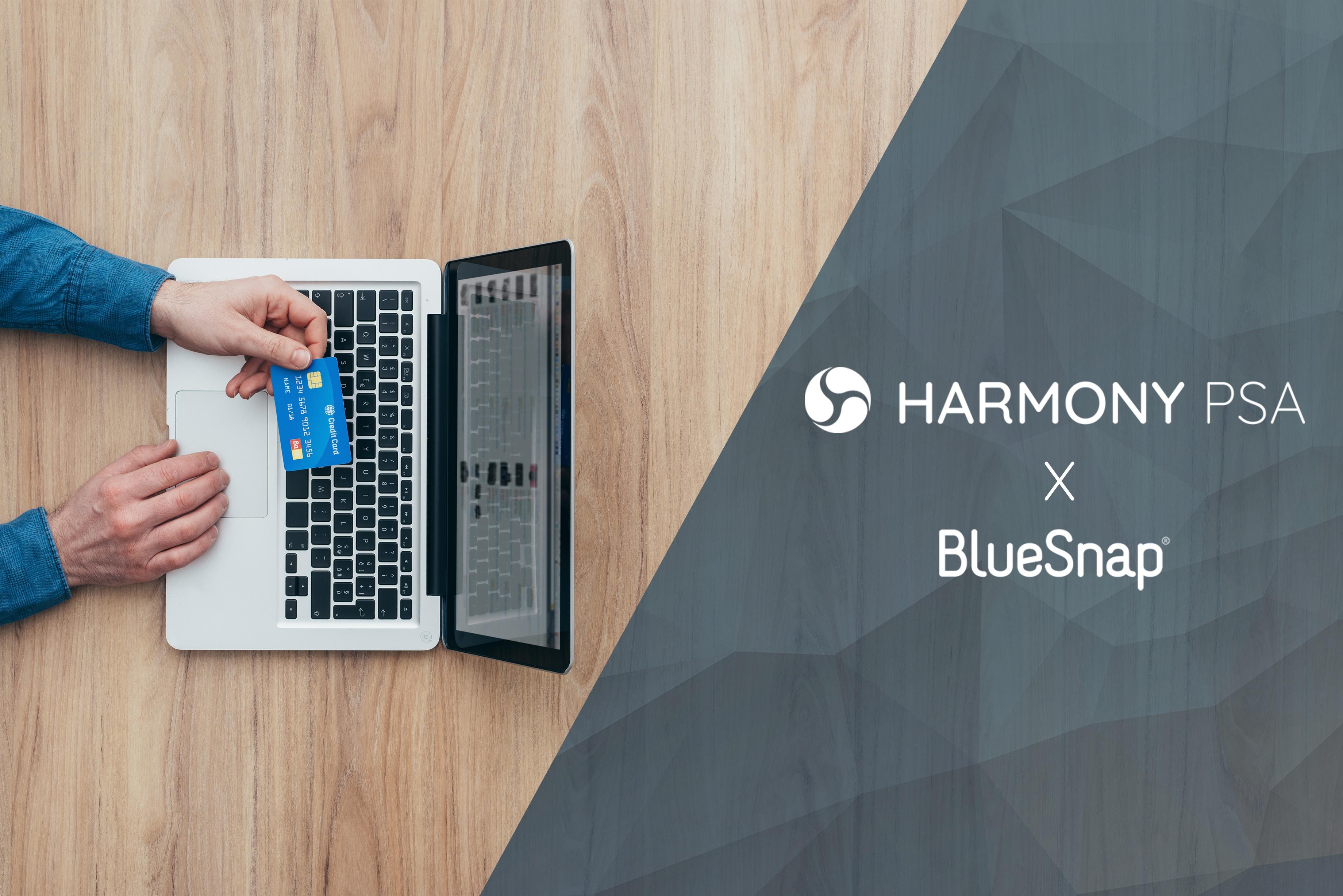 BlueSnapxHarmony-Computer